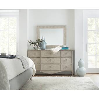 Hooker Furniture Reverie 9 Drawer Dresser With Mirror Perigold