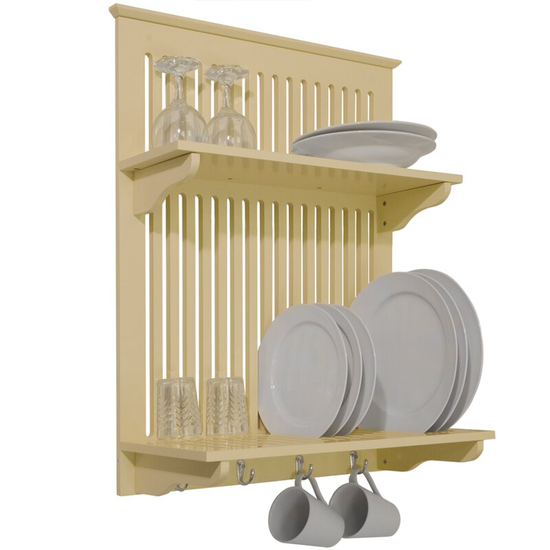 Kitchen Storage Wall Rack
