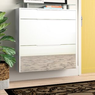 Ellari 12 Pair Shoe Storage Cabinet By Zipcode Design