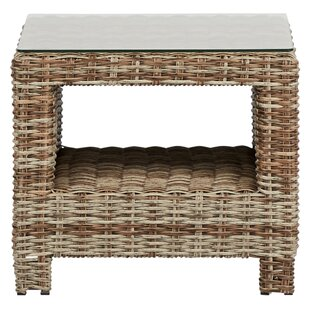 Rozlynn Rattan Side Table By Sol 72 Outdoor
