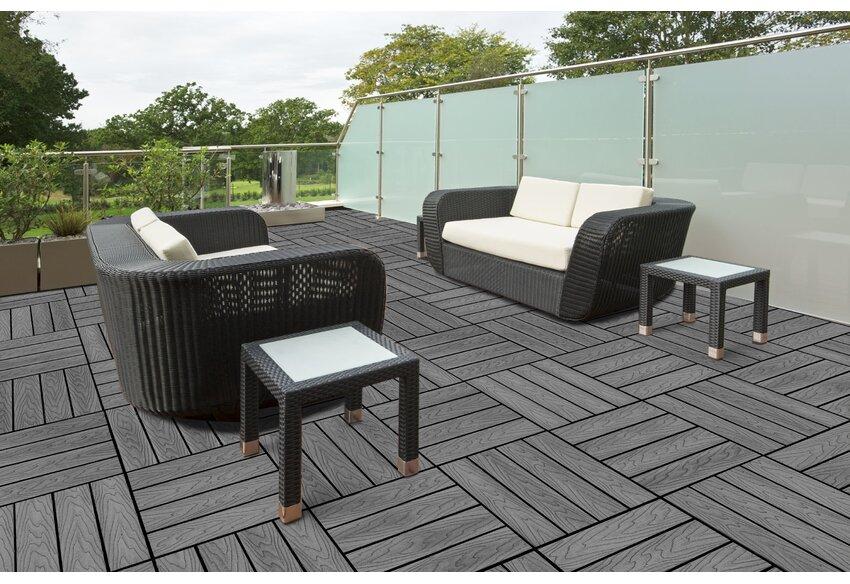 Exterior Outdoor Flooring Tile You Ll Love In 2020 Wayfair