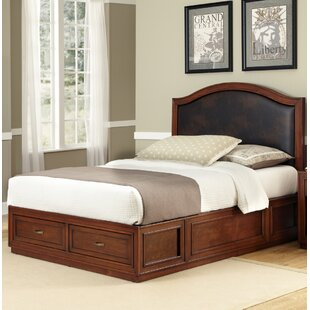 Darby Home Co Myra Queen Upholstered Platform Bed