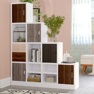 Adriane Step Bookcase by Brayd..