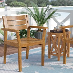 Kassidy Patio Dining Chair (Set of 2)