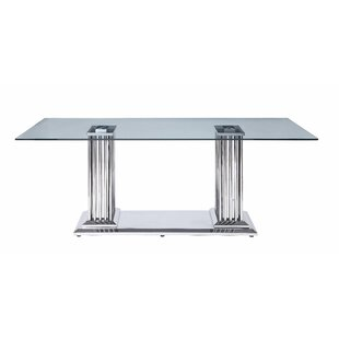 Stevan Dining Table by House of Hampton