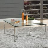 Wimbley Solid Coffee Table by Latitude Run®