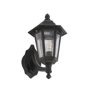 Yatesville Exterior LED Outdoor Wall Lantern