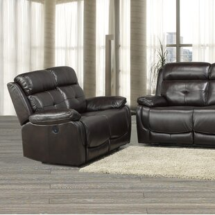 Lounsbury Reclining Loveseat b..
