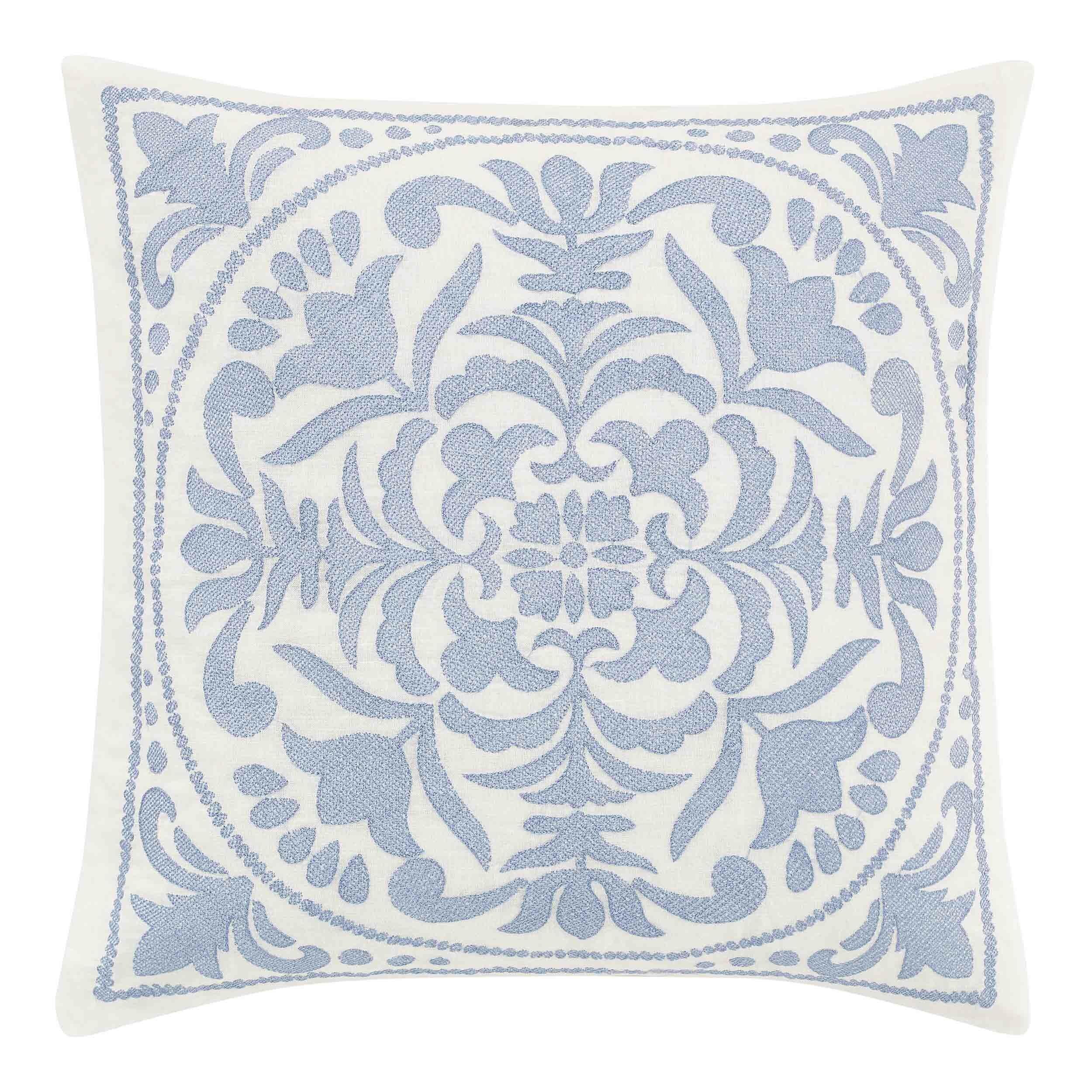 "18/""x18/"" Firm /& Plush Memory Foam Cushion Decorative Throw Pillow Filled"