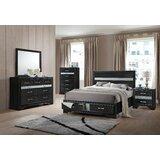 Carrizo Platform Configurable Bedroom Set by Ebern Designs