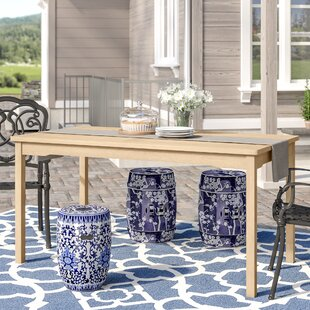 Baskerville Outdoor Rectangular Dining Table