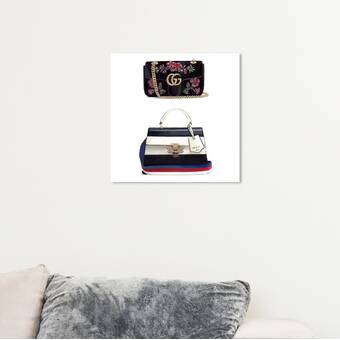 Tori Home Artisbe Passengers By Elwira Pioro Wrapped Canvas Painting Print Wayfair