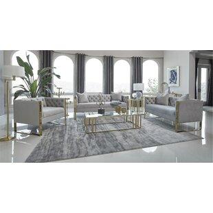 Godwin Standard Configurable Living Room Set by Everly Quinn