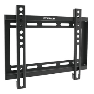 Low priced Fixed Wall Mount for 23-42 Plasma By Emerald