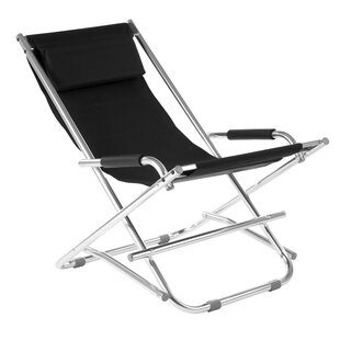 Alec Folding Deck Chair By Sol 72 Outdoor