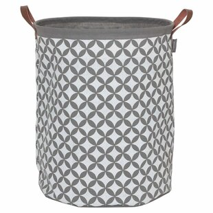 Sealskin Laundry Bin By August Grove