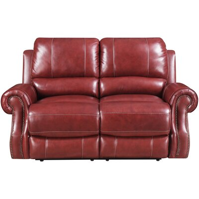 Reclining Red Sofas You Ll Love In 2019 Wayfair