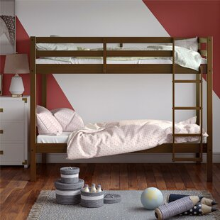 Bargain Minster Twin over Twin Bunk Bed by Harriet Bee Reviews (2019) & Buyer's Guide