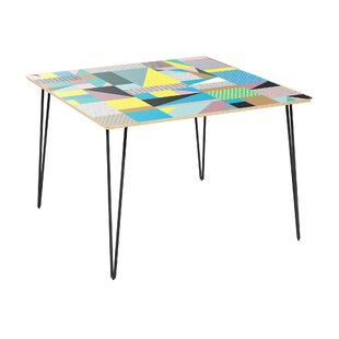 Merkel Dining Table by Wrought Studio