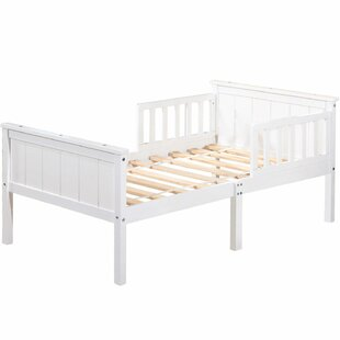 Stevan Convertible Toddler Bed