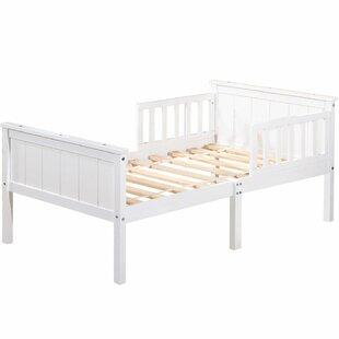 Stevan Convertible Toddler Bed by Harriet Bee