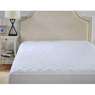 Chet 90 GSM Microfiber Cover Quilted Mattress Pad
