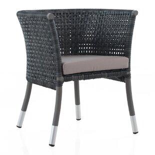 Council Arm Chair By Bay Isle Home