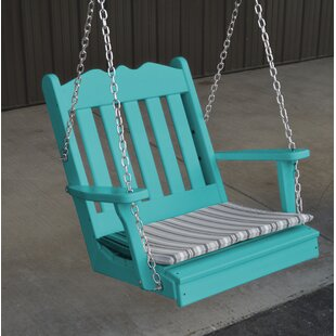 Pi Royal English Porch Swing by August Grove