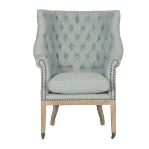 Chalet Wing back Chair by Orient Express Fur..