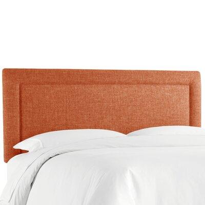 Cansler Border Upholstered Panel Headboard Size: California King, Upholstery: Zuma Atomic by Brayden Studio
