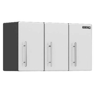 23.6 H x 35.5 W x 12.5 D Partitioned Wall Cabinet by Ulti-MATE