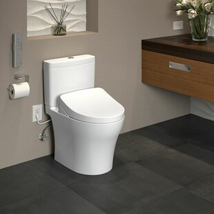 Toto Aquia IV 1G Dual Flush Elongated Two-Pi..
