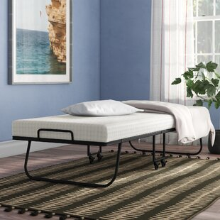 Gerth 12 Low Profile Folding Bed by Alwyn Home