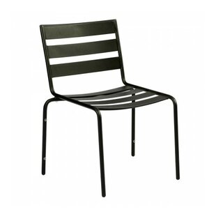 Metro Stacking Patio Dining Chair
