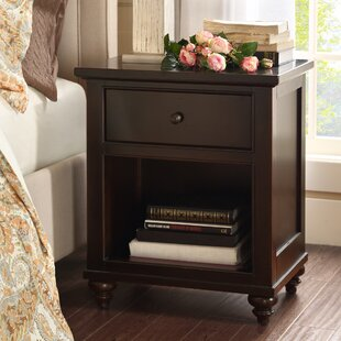 Conner 1 Drawer Nightstand by Harbor House