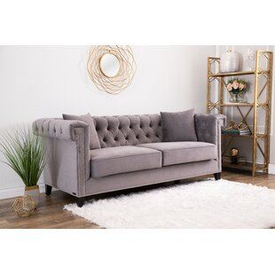 Vianna Chesterfield Sofa