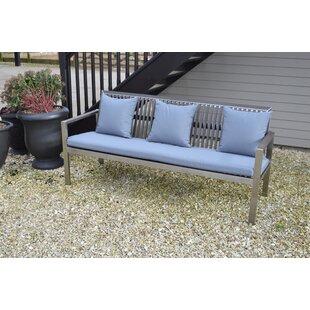 Golde Sofa with Cushion by Hazelwood Home