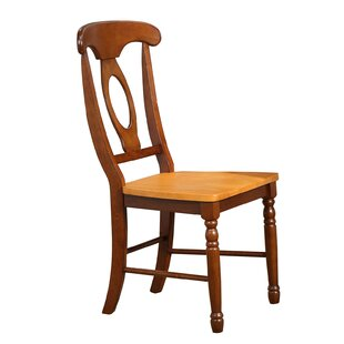 Thoma Napoleon Solid Wood Dining Chair (S..