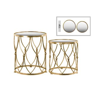 2 Piece Nesting Tables by Urban Trends Great Reviews