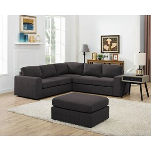 Ivy Bronx Rivka Modular Sectional with Ot..