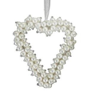 heart ornaments wayfair co uk