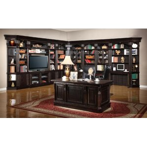 Callingwood Corner Library Center with Desk ..