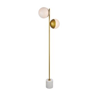Shop For Gilberto 62.5 Tree Floor Lamp By George Oliver