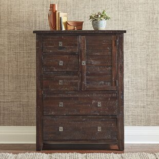 Birch Lane™ Rico 5 Drawer Gentleman's Chest Image