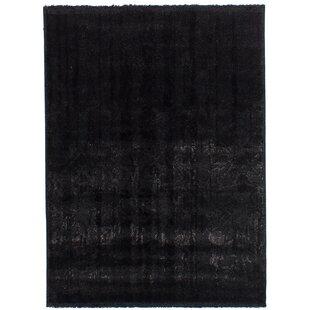 Compare Purmerend Black Area Rug ByBrayden Studio