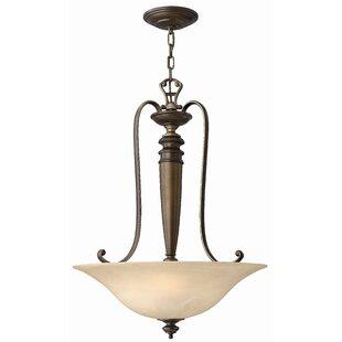Hinkley Lighting Dunhill 3-Light Bowl Pendant