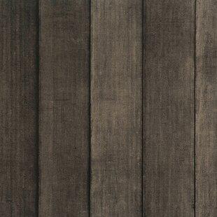 32 97 X 20 8 Barrier Faux Wood Wallpaper
