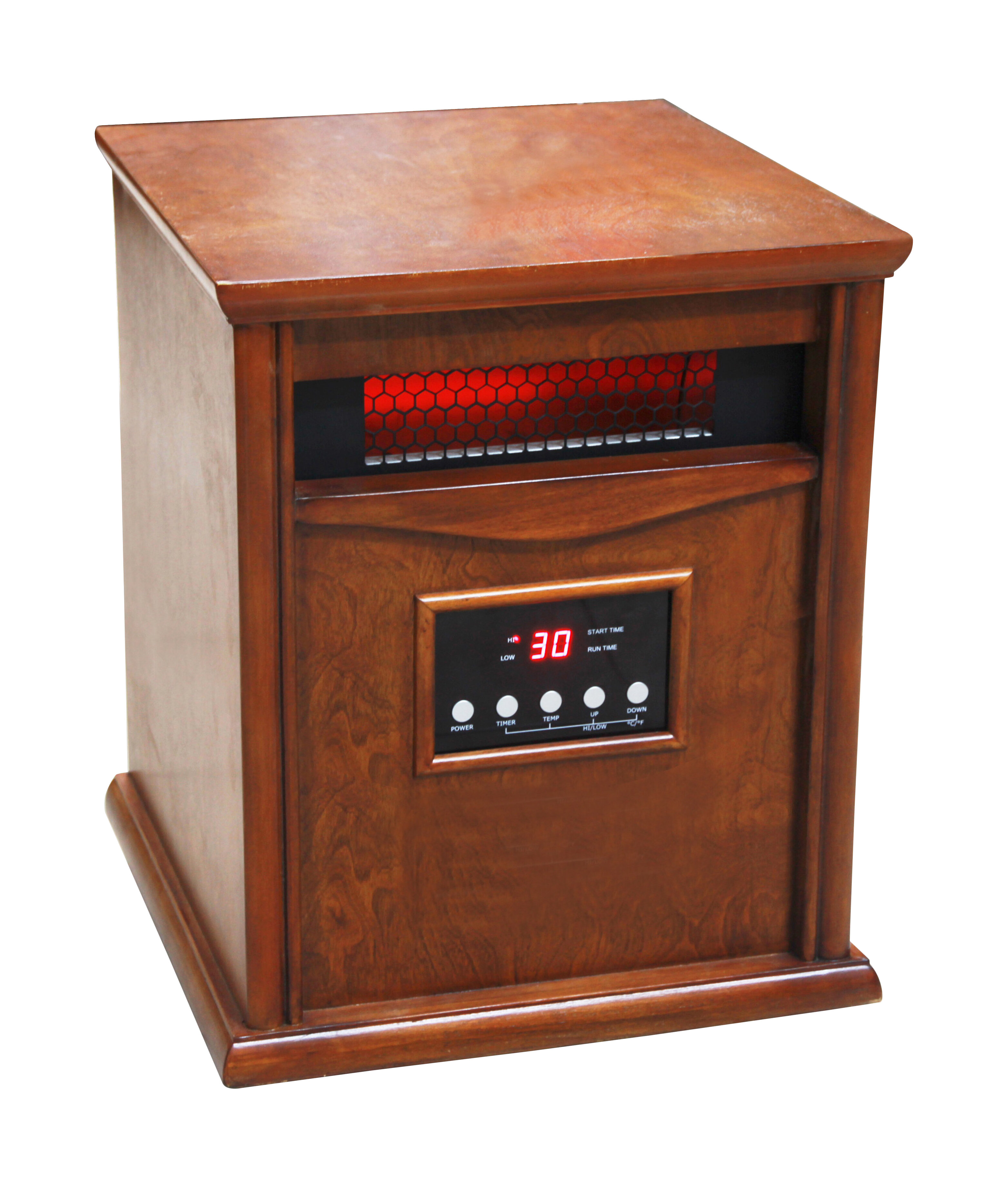 Dynamic Infrared 1500 Watt Portable Electric Cabinet Baseboard Heaters As Well Small Heater With Reviews