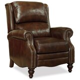 Genuine Leather Recliner by Hooker Furniture