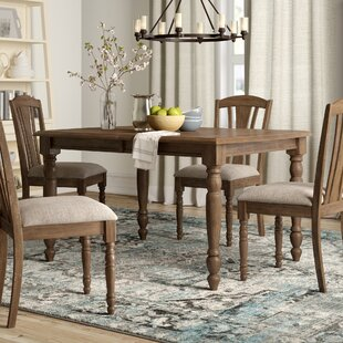 Perez Extendable Dining Table Birch Lane™ Heritage